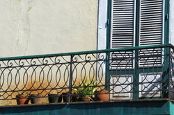 Sichtschutz bringt Privatsphäre auf dem Balkon