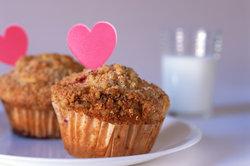 Muffins können auch frei von Kohlenhydraten sein.