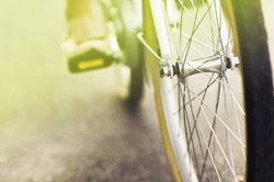 Bei älteren Fahrrädern muss mitunter der Steuersatz ausgetauscht werden.