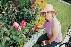 Gärtner werden gut bezahlt.