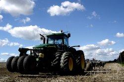 Kraft und Leistung in der Landwirtschaft