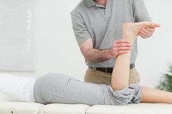 Probleme mit der Achillessehne können langwierig sein.