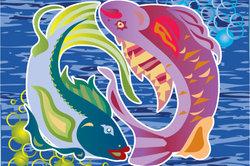 Das Sternzeichen des Fischs bestimmt mitunter die Charaktereigenschaften.