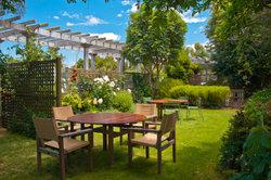 Nicht nur in Deutschland gibt's schöne Gartenmöbel.
