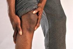 Ein Knie funktioniert am besten mit gesunden Menisken.