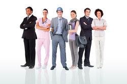 Arbeitgeber beteiligen sich an der Sozialversicherung der Arbeitnehmer.