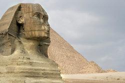 Die Sphinx als aufregendes Brettspiel