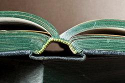 Buchbinder ist ein echter Handwerksberuf.
