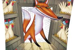 In der Fabel gilt der Fuchs als schlau aber hinterlistig.