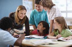 Lehrer sein - schön wenn Schule spielerisch leicht beibringt
