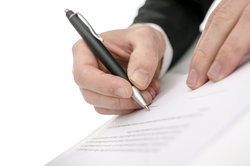 Unterschrift unter Vollmacht muss unbedingt handschriftlich erfolgen