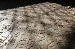 Latein wird auch heute noch gern verwendet.