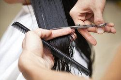 Ein Friseur verdient meist keine Reichtümer.