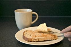 Brote toasten geht auch ohne Toaster.