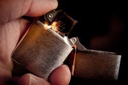 Zippo-Feuerzeuge besitzen Kultstatus.