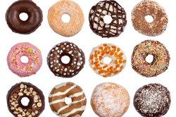 Fettfleckprobe bei Lebensmitteln durchführen.