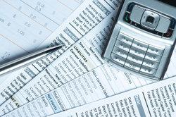 In den Unterlagen vom Finanzamt findet man seine Steuernummer.