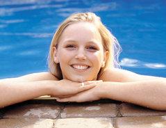 FKK-Schwimmbad - Verhaltensregeln