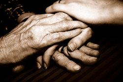Betreuer werden oft für alte oder kranke Menschen bestellt.