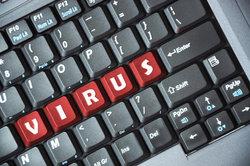 Ein Virus kann sehr lästig sein und Ihr System komplett lahmlegen.