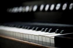 Die Orgel ist ein faszinierendes Instrument.