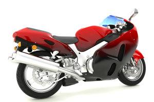 Am Motorrad ist offiziell kein Platz für eine Parkscheibe.