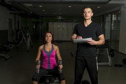 Sportfachleute werden in Freizeit- und Sporteinrichtungen eingesetzt.