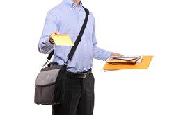 Für viele Beschäftigte der Deutsche Post gilt der Tarifvertrag.
