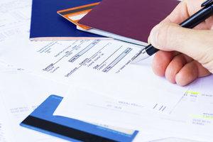 Ein Sozialversicherungsausweis ist ein wichtiges Dokument.