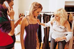 Rank und schlank, um in Size Zero zu passen