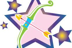 Das Sternzeichen Schütze liebt die Freiheit.