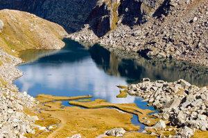 Alles Rheingold stammt aus den Schweizer Alpen.