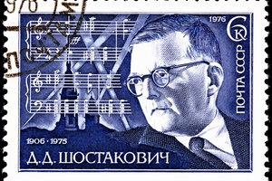 Die Musik von Schostakowitsch ist wie ein Netz mit doppeltem Boden.
