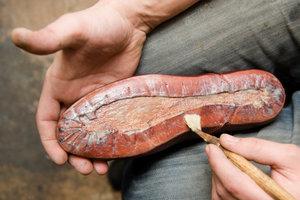 Kultschuhe aus Kalifornien: Die Schuhmanufaktur Cydwok setzt auf Handarbeit.