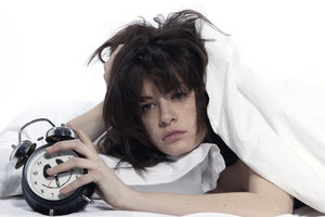 Melatoninmangel verursacht Schlafstörungen