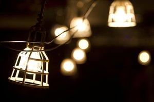 Aus Müll wird Kunst - Lampen zum Verlieben