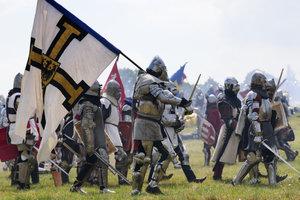 Bei Age of Empires 3 müssen Sie Ihre Krieger in große Schlachten führen.