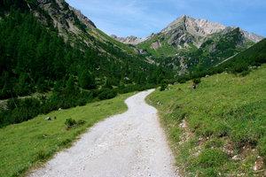 Das Lechtal ist ein wildromantisches Naturparadies.