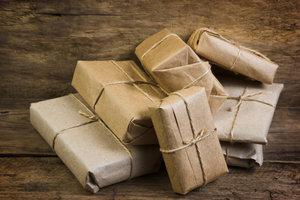 Der Paketversand wird wie ein Einschreiben dokumentiert.