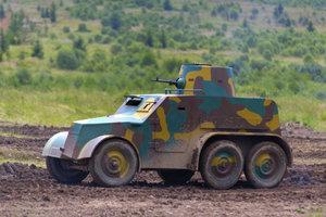 Bestimmte tschechische Armeefahrzeuge wurden nach dem Tatra-Gebirge benannt.
