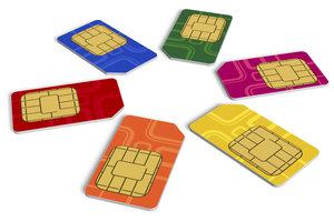 Nach der Entsperrung funktionieren alle SIM-Karten.