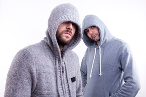 Gangster-Rapper bezeichnen andere gern abfällig als Minusmenschen.