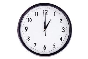 Für die Homepage geeignete Uhren finden