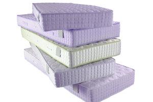 Finden Sie das richtige Matratzenmaterial.