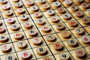 Zahlenrätsel und Sudoku - Normal, Killer, Kakuro