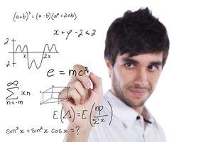 Häufig lassen sich schwierige mathematische Formeln mit einer einfachen Herleitung besser verstehen.