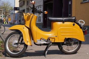 Die Schwalbe ist ein Ost-Moped der Vogelreihe.