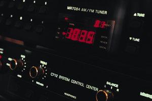 Verstärker mit vergleichbarer Digitalanzeige wie der ReVox B780