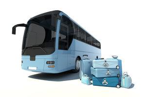 Fahren Sie mit dem Expressbus TXL zum Flughafen Tegel.