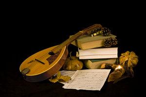 Die Mandoline ist die Laute unter den Lauten.